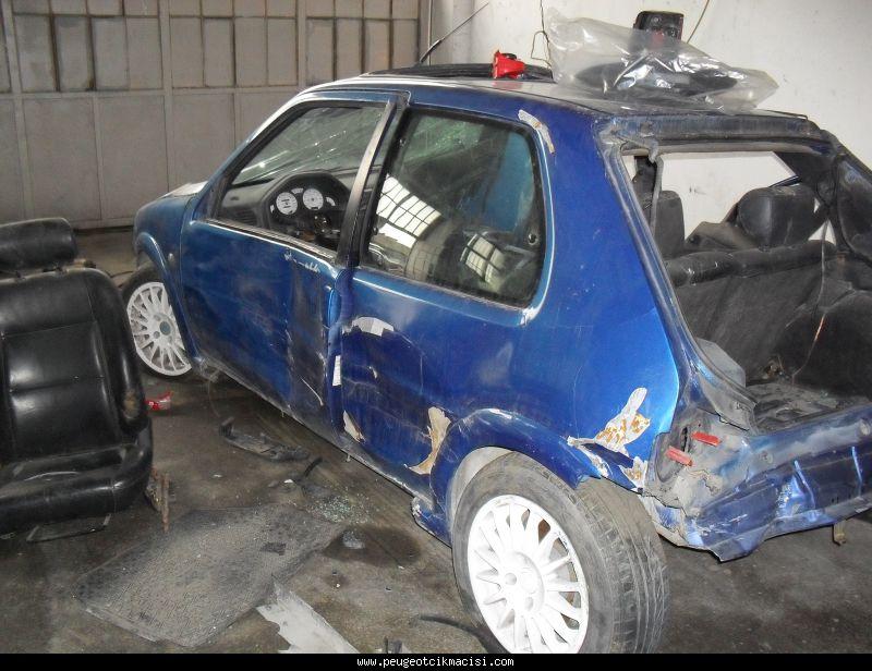 Peugeot 106 Koltuk Takımı