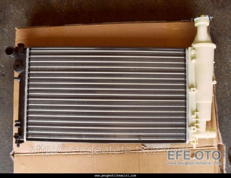 Peugeot 106 Su Radyatörü