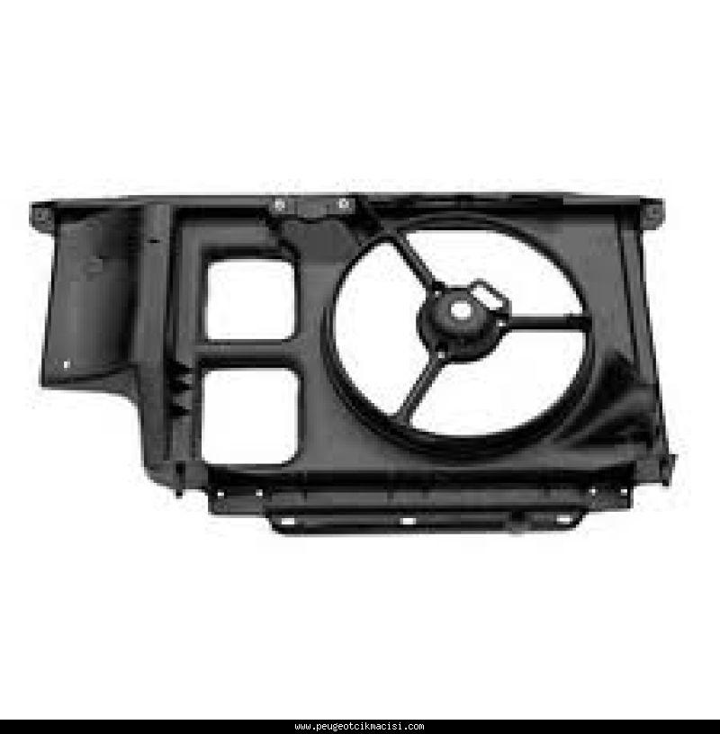 Peugeot 206 Fan Paneli Klimasız