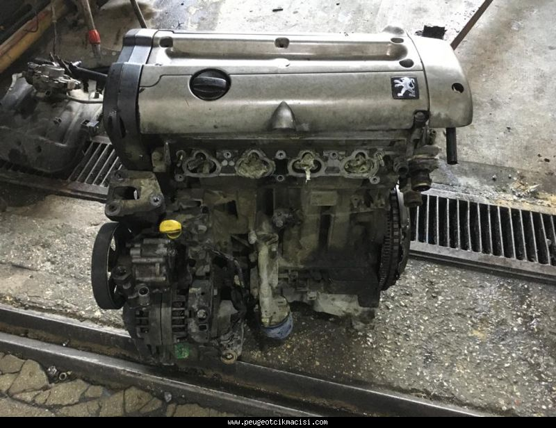 PEUGEOT 206 GTİ ÇIKMA MOTOR
