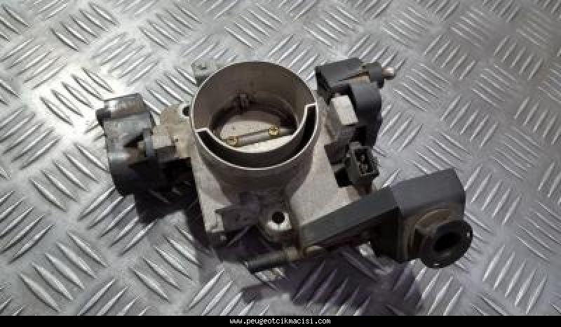 Peugeot 206 Gtı Kelebek Boğazı