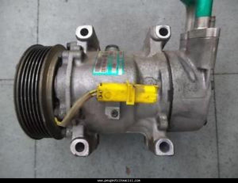 Peugeot 206 Klima Kompresörü 1.4 Dizel