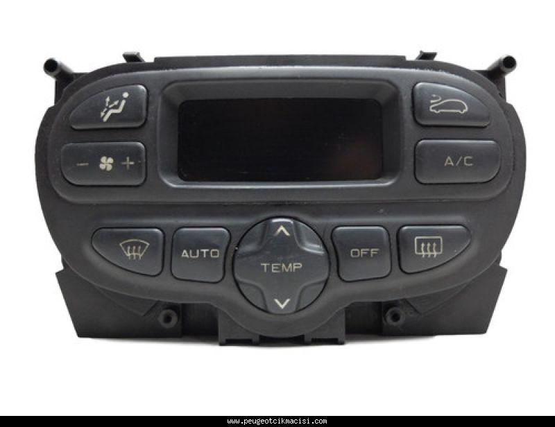 Peugeot 206 Klima Kontrol Paneli Dijital