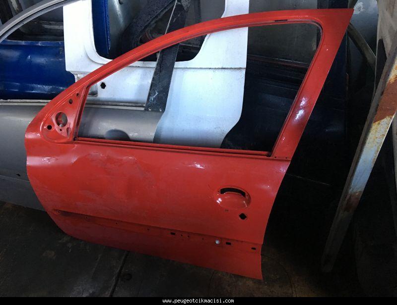 Peugeot 206 Sol Kapı Ön