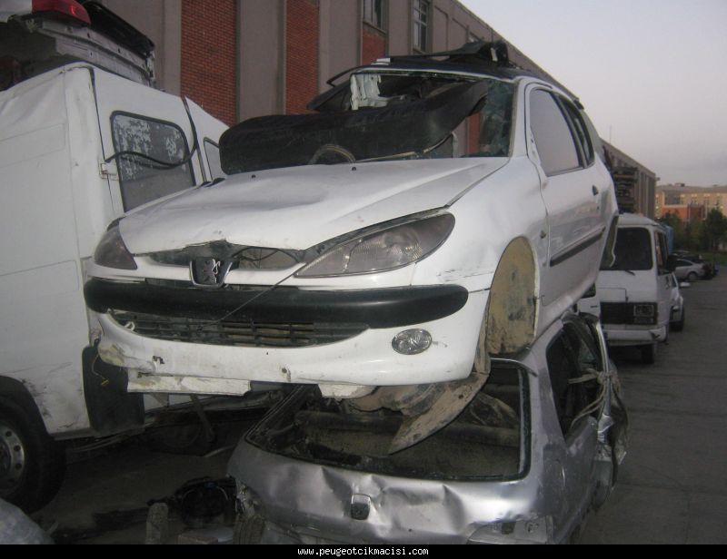 Peugeot 206 Tavan Döşemesi