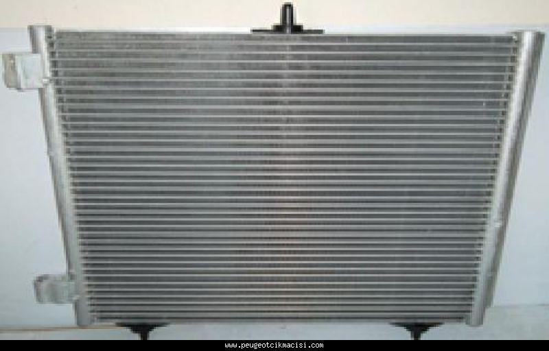 Peugeot 207 Klima Radyatörü