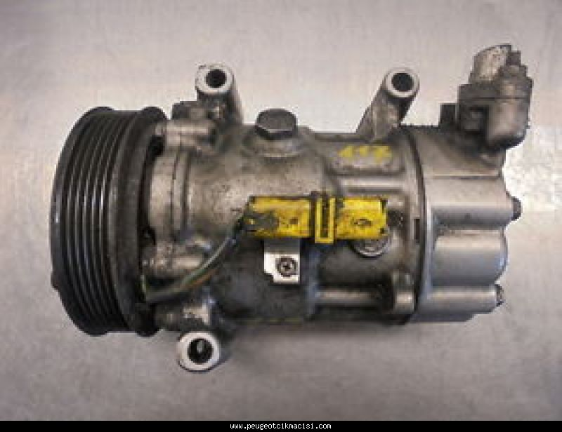 Peugeot 307 Klima Kompresörü 1.6 16 Valf