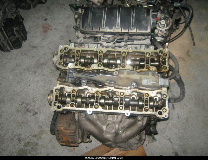 Peugeot 307 Motor Bloğu