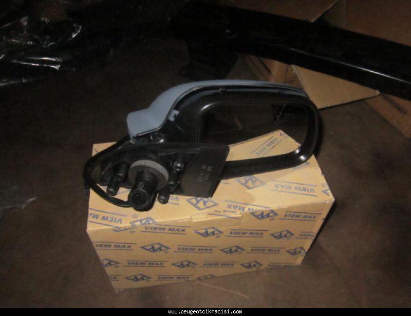 Peugeot 307 Sağ Ayna Elektrikli