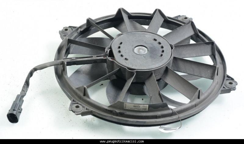 Peugeot 308 Fan Motoru Komple