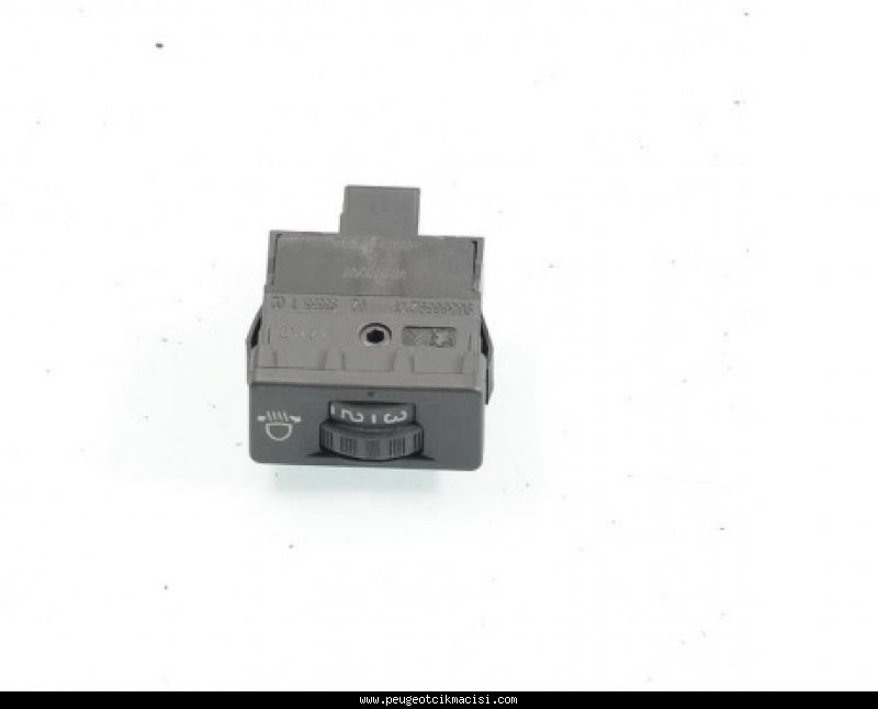 Peugeot 308 Far Ayar Düğmesi