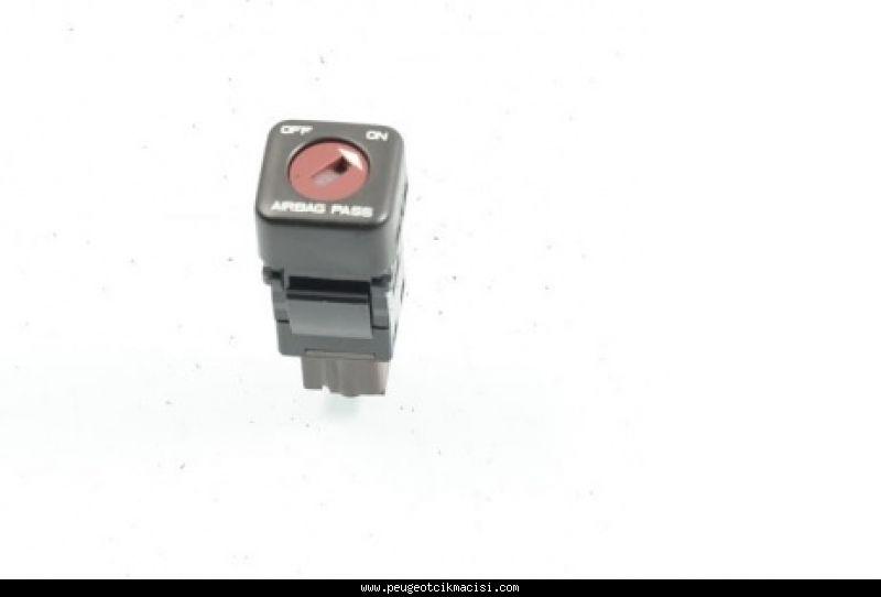 Peugeot 308 Yolcu Airbag Kilit Anahtarı