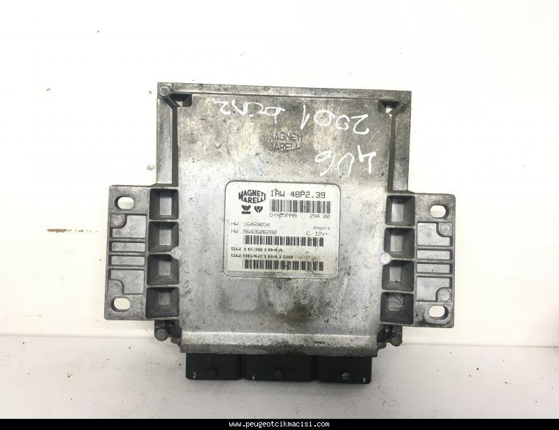 PEUGEOT 406 MOTOR BEYNİ 2.0 16 VALF EW10J4