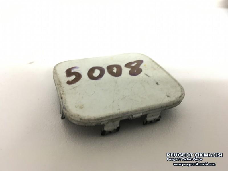 PEUGEOT 5008 ARKA TAMPON ÇEKİ DEMİR KAPAĞI