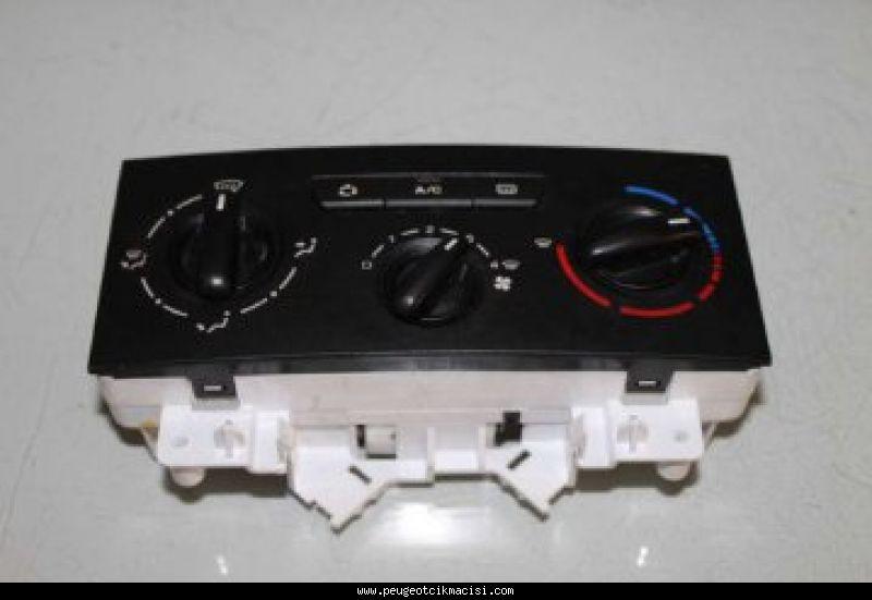 Peugeot Partner Tepee Kalorifer Kontrol Paneli